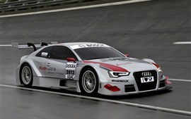 Preview wallpaper Audi A5 DTM supercar, speed
