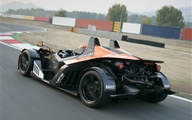 Preview wallpaper KTM X-Bow GT4 race car