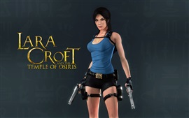 Preview wallpaper Lara Croft and the Temple of Osiris