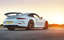2014 Porsche 911 GT3 UK-spec supercar