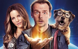 Absolutely Anything, 2015 movie