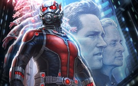 Preview wallpaper Ant-Man, Marvel Comics