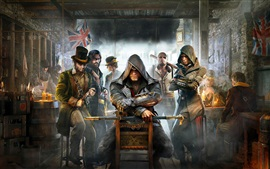Preview wallpaper Assassin's Creed: Syndicate, PC game