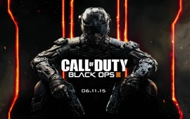 Aperçu fond d'écran Call of Duty: Black Ops III