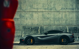Aperçu fond d'écran Ferrari F12 Berlinetta supercar