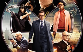 Preview wallpaper Kingsman: The Secret Service