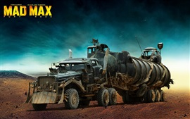Preview wallpaper Mad Max: Fury Road, 2015 movie