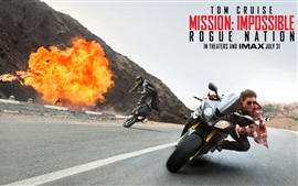 Preview wallpaper Mission: Impossible, Rogue Nation, 2015 movie