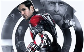 Preview wallpaper Ant-Man, Paul Rudd