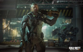 Aperçu fond d'écran Call of Duty: Black Ops III HD