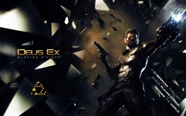 Preview wallpaper Deus Ex: Mankind Divided, PC game