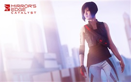 Preview wallpaper Mirror's Edge Catalyst