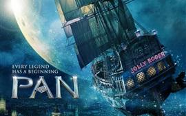 Aperçu fond d'écran Pan 2015 HD