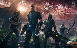 Shadow Warrior 2 Hintergrundbilder Bilder Fotos