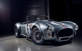 Preview wallpaper Shelby Cobra, retro car