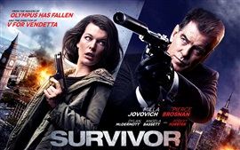 Preview wallpaper Survivor 2015