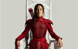 Preview wallpaper The Hunger Games: Mockingjay, Part 2, Jennifer Lawrence