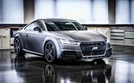 2015 ABT Audi TT Opinião dianteira do carro