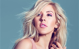 Preview wallpaper Ellie Goulding 04
