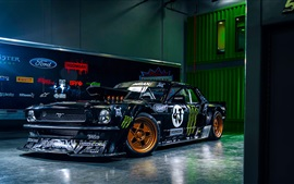 Preview wallpaper Ford Mustang RTR 1965 supercar
