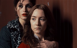 Preview wallpaper Saoirse Ronan, Gemma Arterton, Byzantium movie
