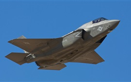 Preview wallpaper F-35B aircraft