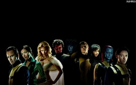 Preview wallpaper X-Men: First Class HD