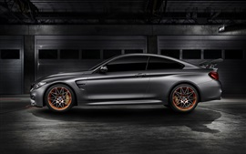 Preview wallpaper 2015 BMW M4 GTS F82 concept car