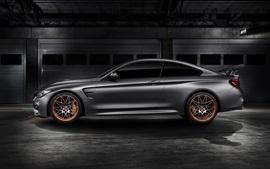 Aperçu fond d'écran 2,015 BMW M4 GTS concept de voiture F82