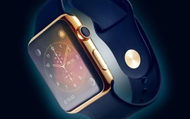 Preview wallpaper Apple iWatch
