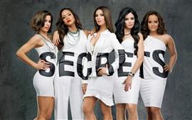 Devious Maids TV series, five girls, secrets