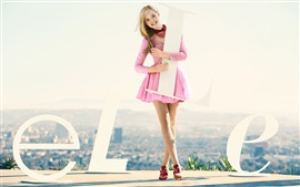 Preview wallpaper Elle Fanning 08