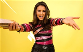 Preview wallpaper Nina Dobrev 36