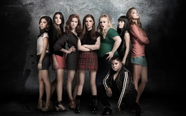 Preview wallpaper Pitch Perfect 2, 2015 movie