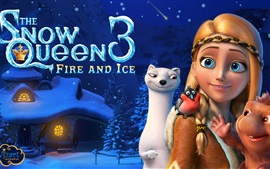 Aperçu fond d'écran Le Snow Queen 3: Fire and Ice