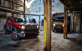Preview wallpaper 2015 Jeep Renegade cars