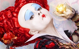 Preview wallpaper 2016 movie, Alice Through the Looking Glass