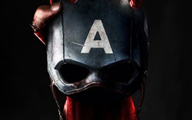 Aperçu fond d'écran Captain America: Civil War