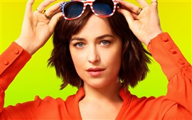Preview wallpaper How to Be Single, Dakota Johnson