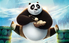 Aperçu fond d'écran Kung Fu Panda 3