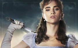 Preview wallpaper Pride and Prejudice and Zombies 2016