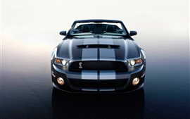 Preview wallpaper Shelby Cobra supercar front view