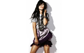 Preview wallpaper Vanessa Hudgens 02