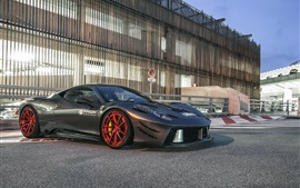 Preview wallpaper 2015 Pininfarina Ferrari PD 458 supercar