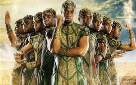 Preview wallpaper Gods of Egypt