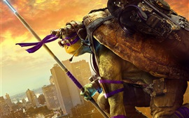 Vorschau des Hintergrundbilder Teenage Mutant Ninja Turtles: Out of the Shadows