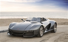 Preview wallpaper 2015 Rezvani Motors Beast supercar