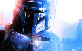 Preview wallpaper Boba Fett, Star Wars, art