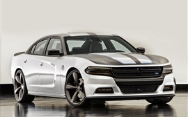 Preview wallpaper Dodge Charger Deep Stage 3 supercar