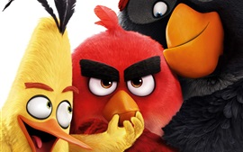 Preview wallpaper Angry Birds 2016 movie